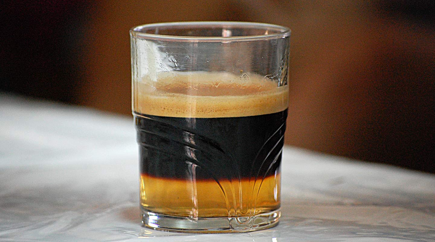Carajillo is a traditional alcoholic coffee cocktail that originated in Spain and has been popular in Mexico for over a century.