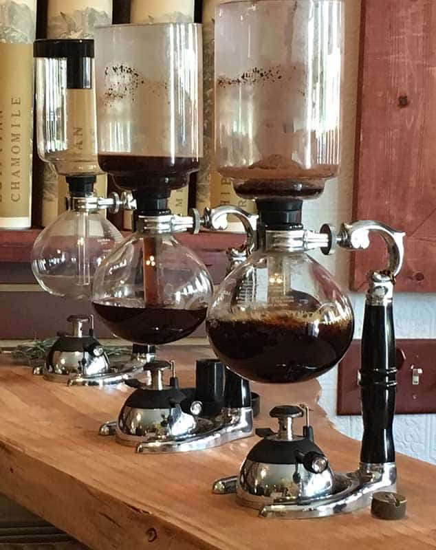 Japanese Siphon Coffee makers